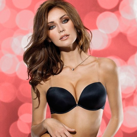 Super push-up podprsenka Lormar Double Gloss vel.B